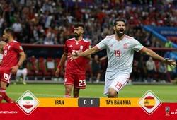Diego Costa và VAR giúp Tây Ban Nha nhọc nhằn giành chiến thắng trước Iran