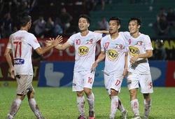 Video kết quả V.League 2018: Hoàng Anh Gia Lai - Sài Gòn FC