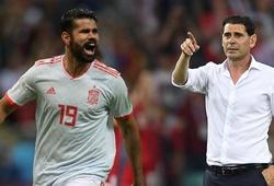 Thăng hoa bất ngờ dưới thời Hierro, Diego Costa sẽ là chìa khóa thành công của TBN?