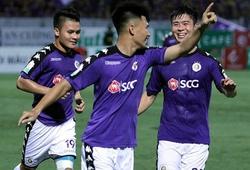 Quang Hải tái hiện siêu phẩm sút phạt tại VCK U23 Châu Á trên sân Hàng Đẫy