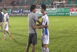 Top 5 khoảnh khắc vòng 11 V.League 2018: HLV Miura nghẹn ngào khi gặp lại Công Phượng