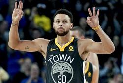 Thánh ném là có thật! Cùng nhìn lại 5 quả 3 điểm đỉnh nhất trong sự nghiệp của xạ thủ Stephen Curry