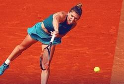 """Vượt qua """"cựu vương"""" Muguruza, Simona Halep vào chung kết Roland Garros 2 năm liên tiếp"""