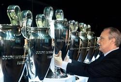 Hé lộ tham vọng chuyển nhượng của Flo Perez để Real Madrid tiếp tục thống trị châu Âu