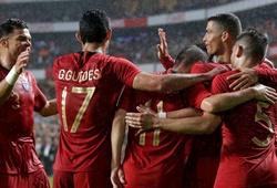 GHQT: Ronaldo chạm mốc kỷ lục, Bồ Đào Nha dễ dàng hạ gục Algeria