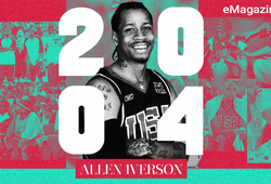 Allen Iverson và chuyện chưa kể về thảm bại lớn nhất lịch sử bóng rổ Mỹ