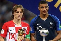 FIFA công bố các hạng mục giải thưởng: Bóng vàng tôn vinh Luka Modric