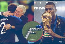 """""""Yểm bùa"""" sân Luzhniki và """"vận may Monaco"""" góp phần đưa Pháp tới chức vô địch World Cup?"""