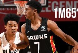 Cao 1m65 thì tuổi gì đánh NBA? Hãy suy nghĩ lại với cái tên Junior Robinson