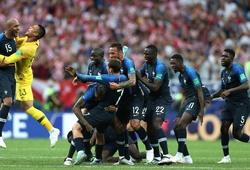 """""""Ánh mắt dối lừa"""" của Griezmann và những điều lý thú ít ai biết quanh trận chung kết World Cup"""
