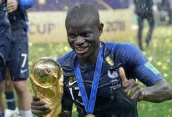 """Tiết lộ lý do N'Golo Kante """"mất điện"""" phải nghỉ sớm trận chung kết World Cup"""