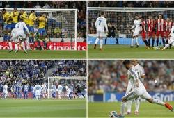 Không còn Ronaldo, cầu thủ nào sẽ đá phạt cho Real Madrid?