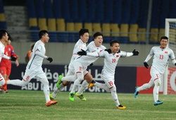 Lịch thi đấu của U23 Việt Nam tại giải giao hữu U23 - Cúp Vinaphone 2018