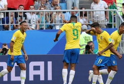 Hạ Mexico, Brazil chính thức trở thành đội bóng có hàng công mạnh nhất lịch sử World Cup