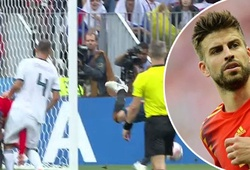 Trọng tài có sai khi không cho Tây Ban Nha được hưởng penalty?