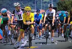 """Tour de France """"học đòi"""" giải đua xe F1 cải tiến cuộc chơi"""