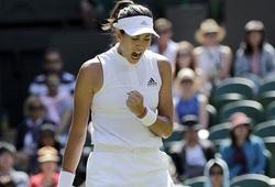 Wimbledon ngày thứ 2: ĐKVĐ Muguruza thắng dễ, Nadal khởi đầu siêu tốc