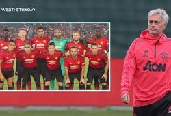 Sốc với đội hình xuất phát Man Utd dự kiến đá trận mở màn Ngoại hạng Anh 2018/19