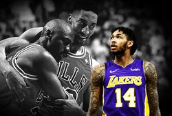 Brandon Ingram có thể trở thành Scottie Pippen của LeBron James tại Lakers?