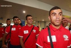Những hình ảnh mới nhất của Olympic Palestine trước ngày đối đầu U23 Việt Nam
