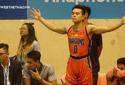 Horace Nguyễn bất lực nhìn Danang Dragons tắt dần hy vọng dự play-off VBA 2018