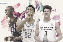 """5 tân binh NBA hứa hẹn """"sáng rực"""" trong mùa giải mới"""