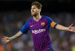 Top 5 điểm nhấn thú vị trong ngày Messi cán cột mốc 6000 cho Barcelona ở La Liga