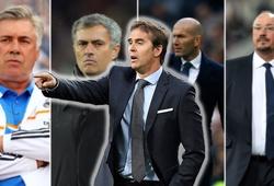 Trước Lopetegui, 4 đời HLV gần nhất của Real Madrid ra mắt La Liga như thế nào?