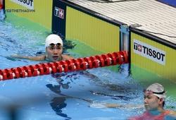 Ánh Viên và HLV Đặng Anh Tuấn đều bàng hoàng với kết quả 400m hỗn hợp