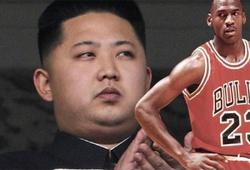 Michael Jordan từng thẳng thừng từ chối Kim Jong-Un