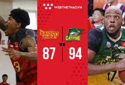Hai quả 3 điểm lạnh lùng, bộ đôi Hiếu Thành - Hamilton chấm dứt giấc mộng playoffs của Saigon Heat