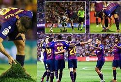 VAR, Dembele và top 5 điểm nhấn thú vị trong chiến thắng sát nút của Barca trước Valladolid