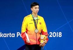 Chuyện khó tin về kỷ lục gia mới của làng bơi lội Việt Nam Nguyễn Huy Hoàng