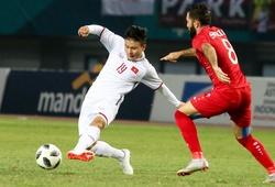 Quang Hải nói gì khi bị rách mắt, cùng Olympic Việt Nam vào bán kết ASIAD 2018?