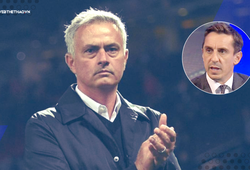 Gary Neville: Man Utd không nên sa thải Jose Mourinho!