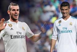 Gareth Bale thăng hoa chưa từng thấy sẽ ghi bàn vượt Ronaldo?