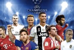 Tiền thưởng Champions League 2018/19 tăng lên mức kỷ lục