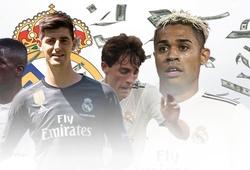 Mùa hè không bom tấn, Real Madrid vẫn đốt tiền nhiều nhất thị trường chuyển nhượng La Liga