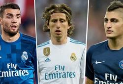 """Video: Real Madrid có 6 phương án thay thế """"QBV World Cup"""" Luka Modric"""