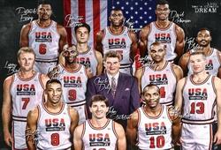 Những ngôi sao NBA lừng danh lỡ hẹn với Dream Team 1992