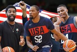 Dự đoán đội hình tuyển Mỹ tại Olympic 2020: Kevin Durant dẫn đầu đội hình khủng?