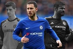 Sau Courtois và Diego Costa, Chelsea dè chừng Eden Hazard thành kẻ nổi loạn tiếp theo