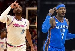 Công bố Top 100 cầu thủ xuất sắc nhất NBA: Dwyane Wade và Carmelo Anthony bất ngờ biến mất
