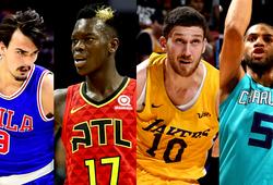 Điểm danh 15 danh thủ NBA sẽ quẩy tưng bừng tại vòng loại FIBA World Cup 2019 khu vực châu Âu