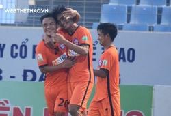 """Ngô Viết Phú: """"Cánh chim lạ"""" với bàn thắng để đời ở V.League 2018"""