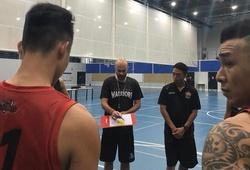 Hội trại bóng rổ Thang Long Warriors: Bắt đầu công cuộc đãi cát tìm vàng