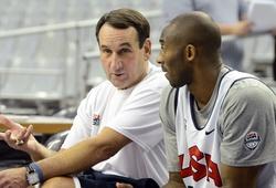 Làm thế nào HLV huyền thoại Mike Krzyzewski có thể thuyết phục Kobe Bryant gia nhập tuyển Mỹ?