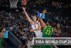 """FIBA World Cup 2019 vòng loại thứ hai 15/9: Sao Miami Heat gánh cả Canada, tuyển Mỹ vẫn quá """"khủng"""""""