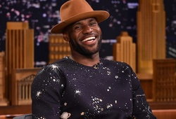 Bước đi quan trọng của LeBron James trong kế hoạch dấn thân ngành giải trí