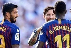 Ảnh hưởng kinh ngạc của Dembele và 5 điểm nhấn thú vị từ trận Sociedad - Barca
